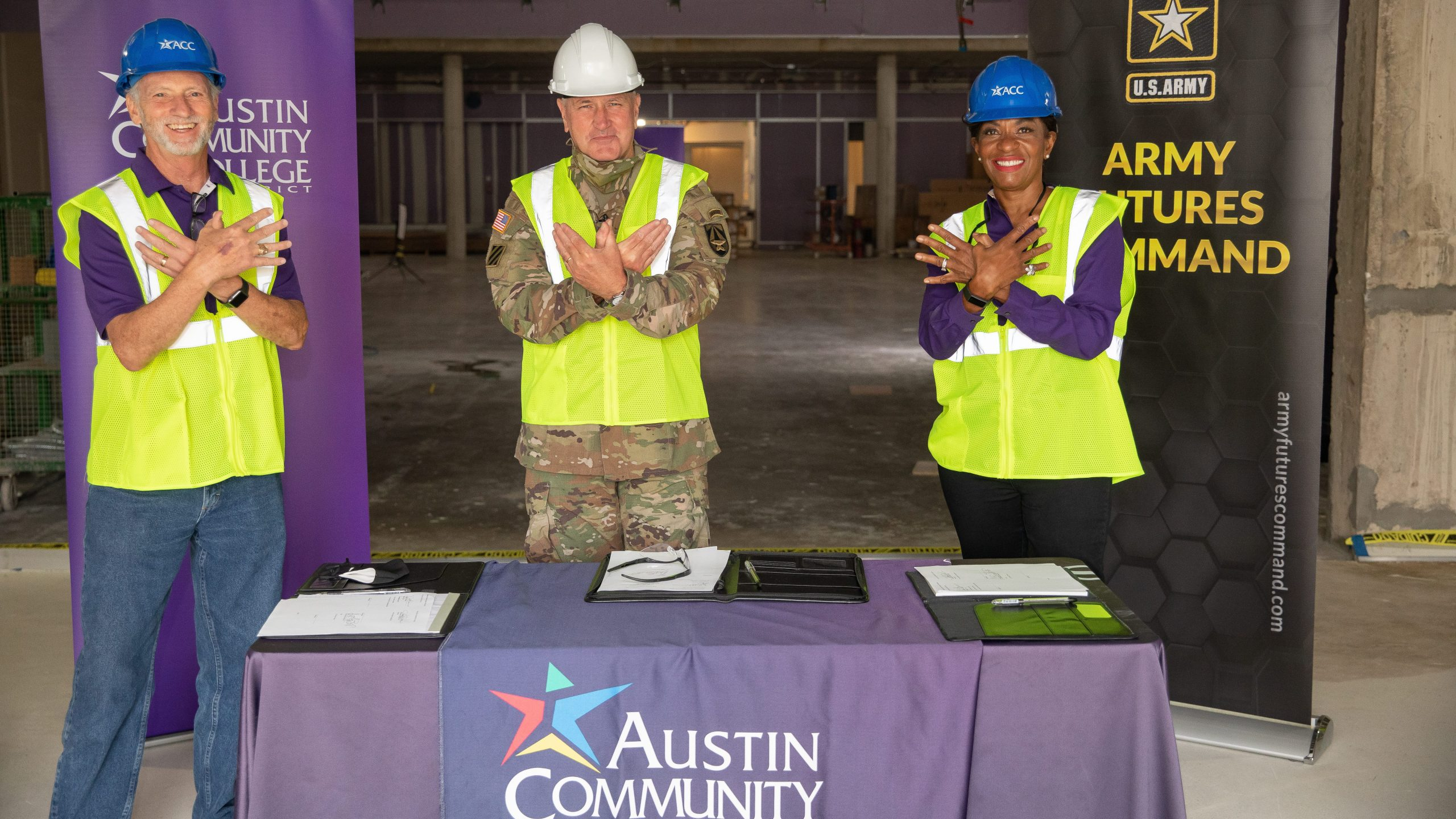 AFC announce Software Factory at ACC Rio Grande campus 09012020