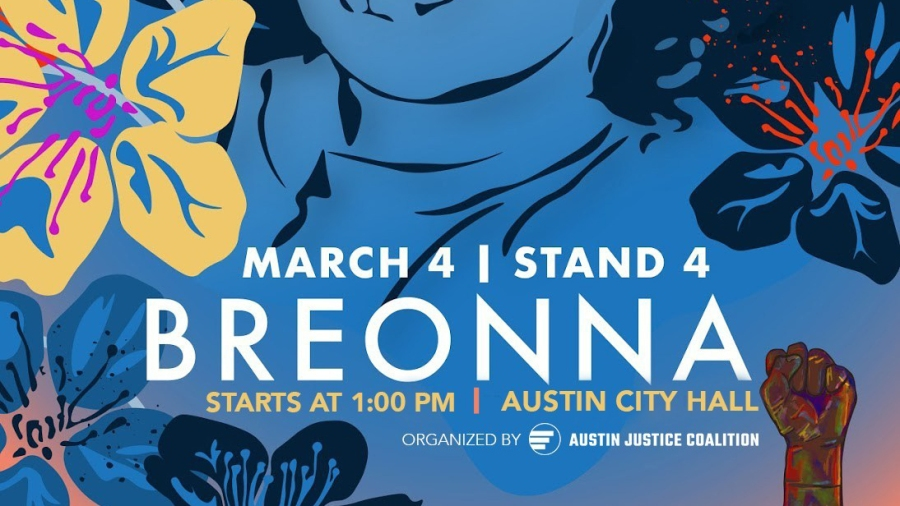Protest for Breonna Taylor to be held at Austin City Hall