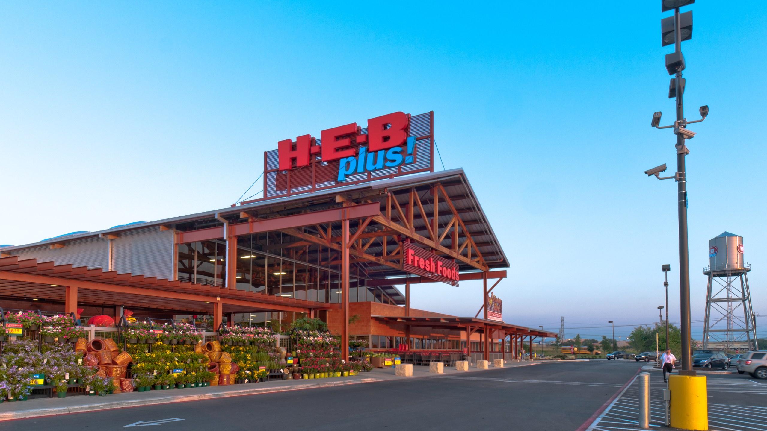 H-E-B Plus store