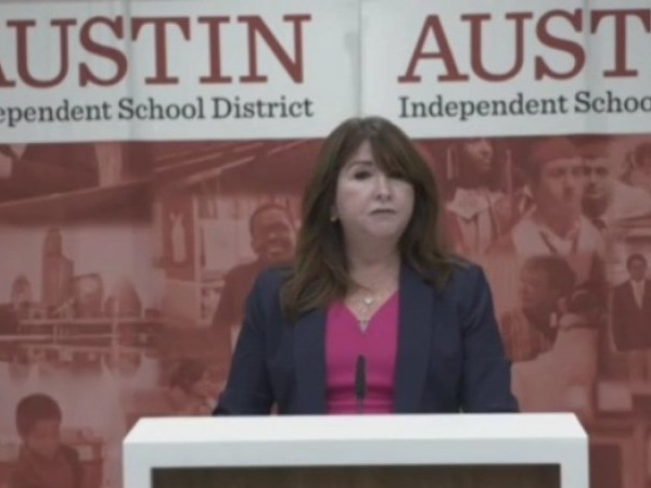 AISD Superintendent Stephanie Elizalde gives an update on school reopening (KXAN Photo)