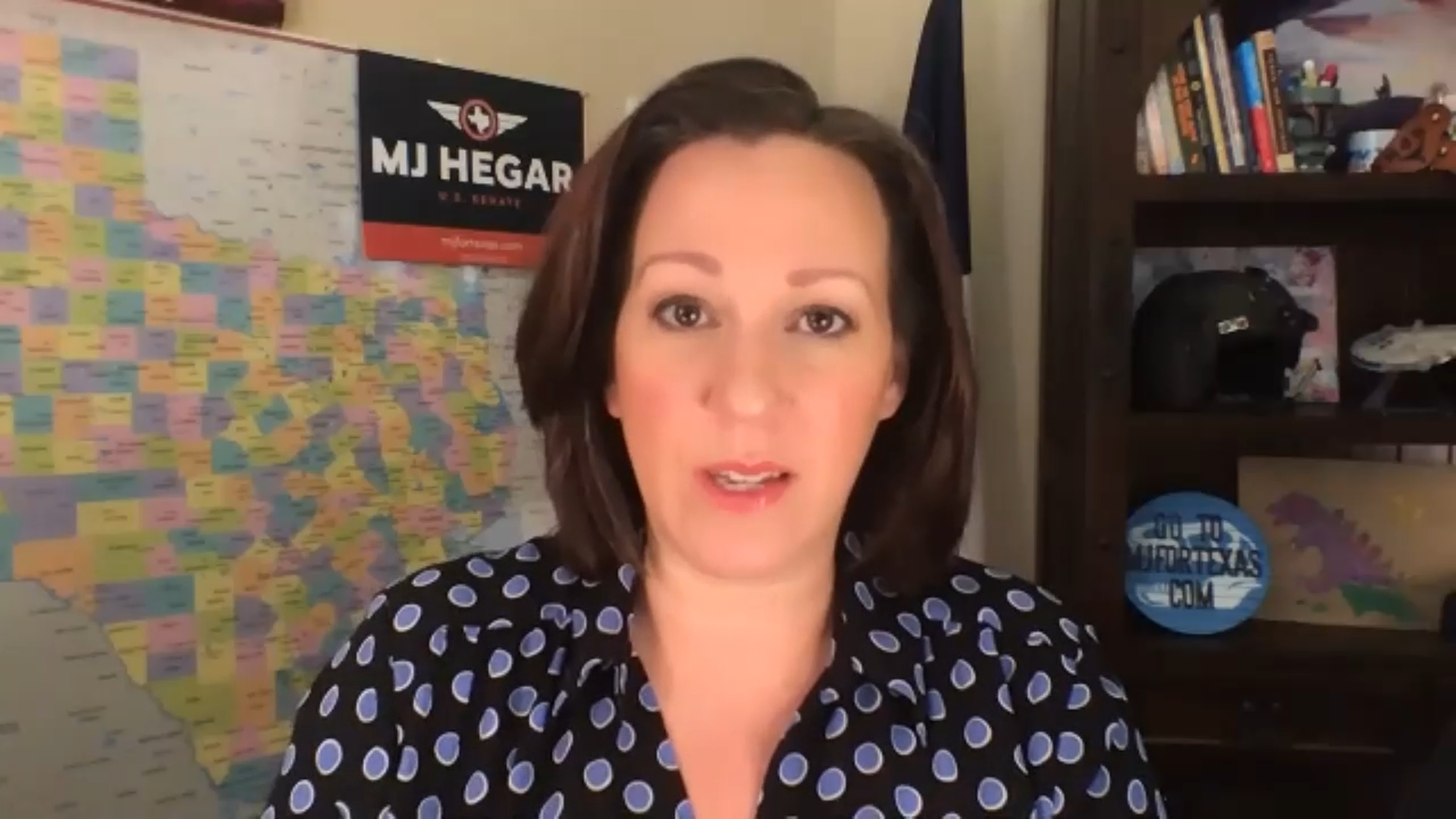 MJ Hegar