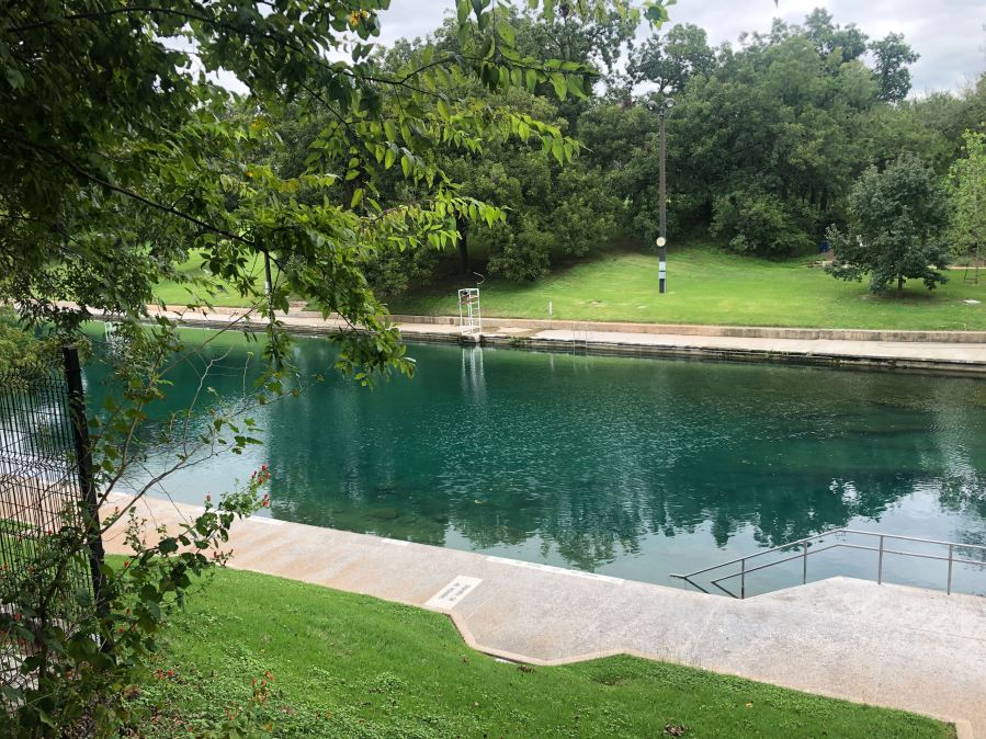Some City of Austin pools reopening Saturday with some restrictions (KXAN Photo/Frank Martinez)