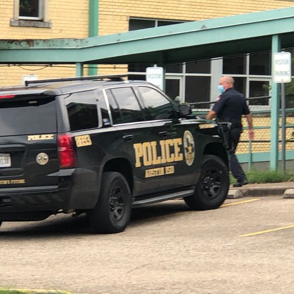 lockdown at Garza High School sept. 17