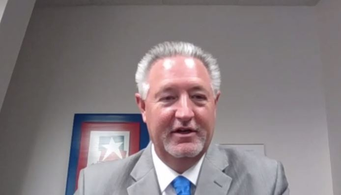 Hays CISD Superintendent Eric Wright (KXAN Photo)