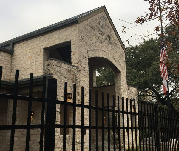 Texas Rho house