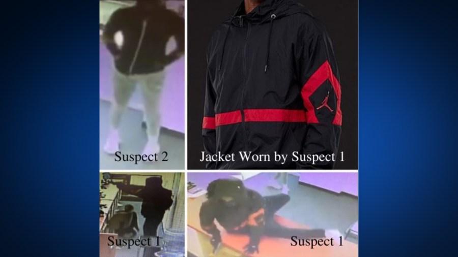pharmacy robbery suspects