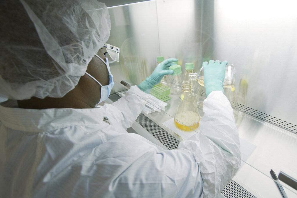 Virus Outbreak Antibody Drug