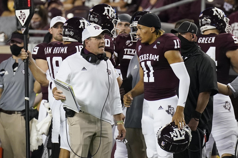 No 5 Texas A M Pauses Football Activities After 2 Positive Virus Tests Kxan Austin