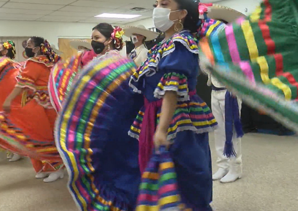AISD celebrating end to National Hispanic Heritage month with virtual talent show