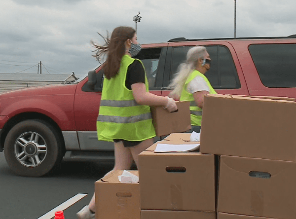 Central Texas Nonprofits asking for donations amid COVID-19 pandemic