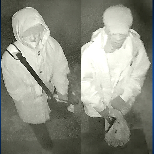 A person of interest in a business burglary Oct. 26 (Bastrop Police Photo)