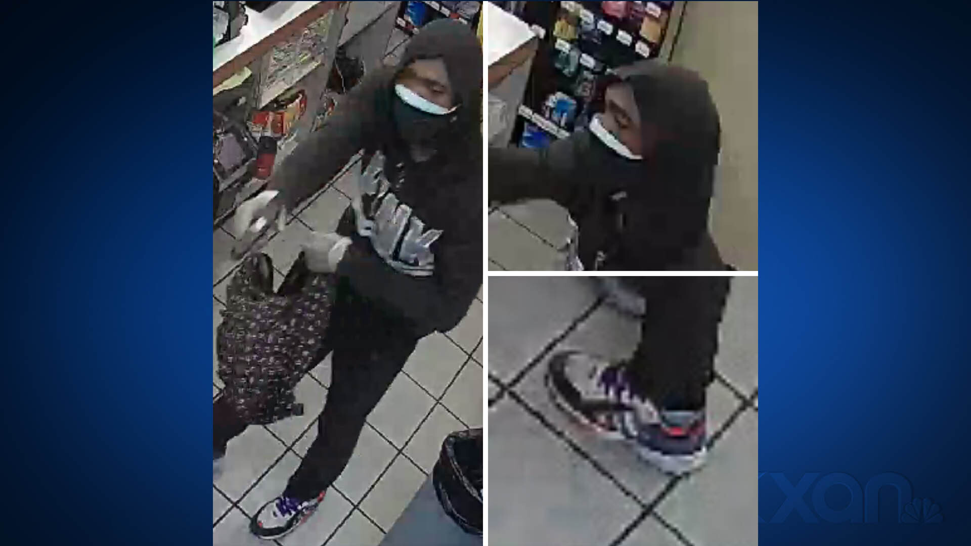 Suspect accused in Circle K robbery (APD Photo)
