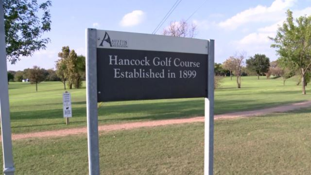 Hancock Golf Course is located in Central Austin. (Photo: KXAN)