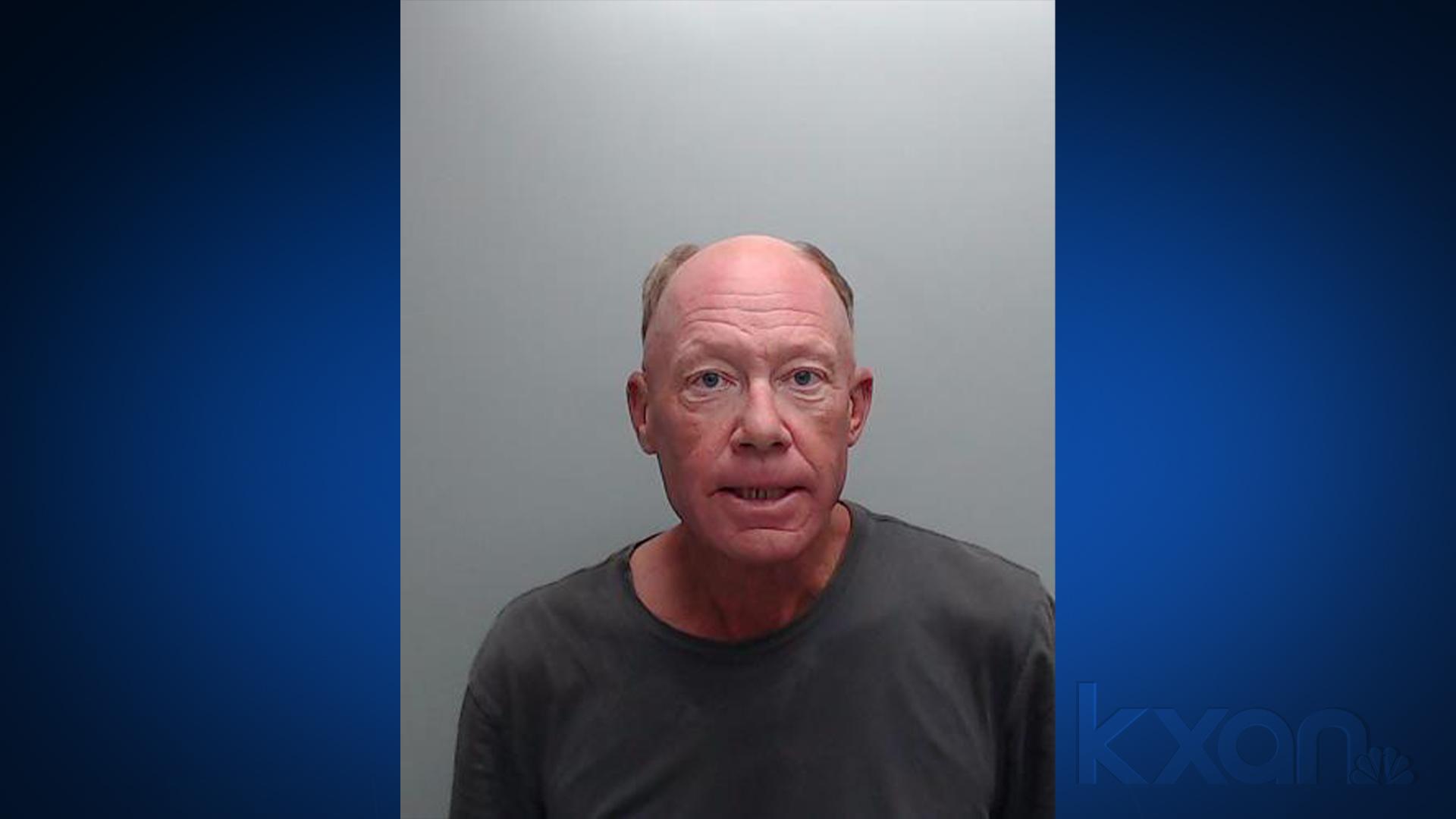 58-year-old Jeffrey Conzemius (Hays County Photo)