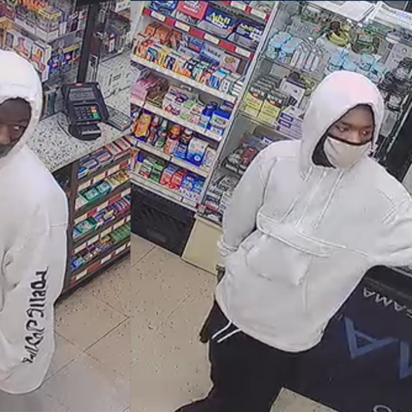 Suspects accused in C-Mart robbery in south Austin (APD Photo)