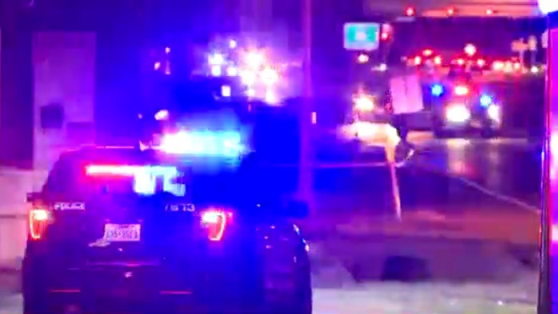 A man was hit and killed on Burnet Road Oct. 31, 2020 (KXAN Photo)