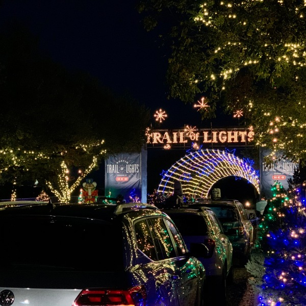 56th annual Trail of Lights (KXAN/Chelsea Moreno)