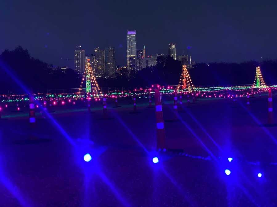 56th Austin Trail of Lights (KXAN/Todd Bynum)