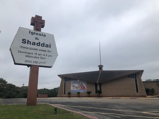 El Shaddai Church 110220