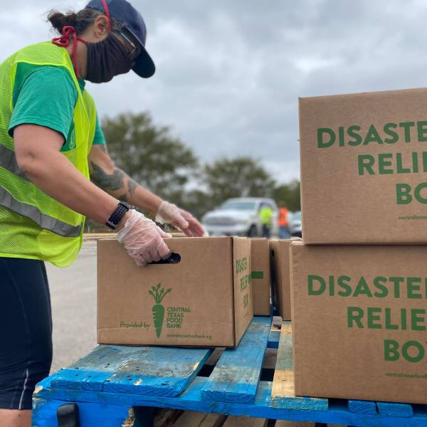 Central Texas Food Bank (KXAN/Kaitlyn Karmout)