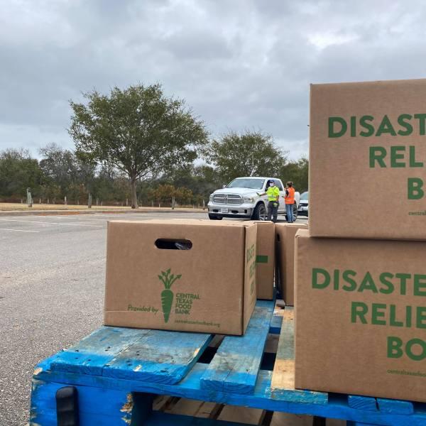 Central Texas Food Bank (KXAN/Kaitlyn Karmout)