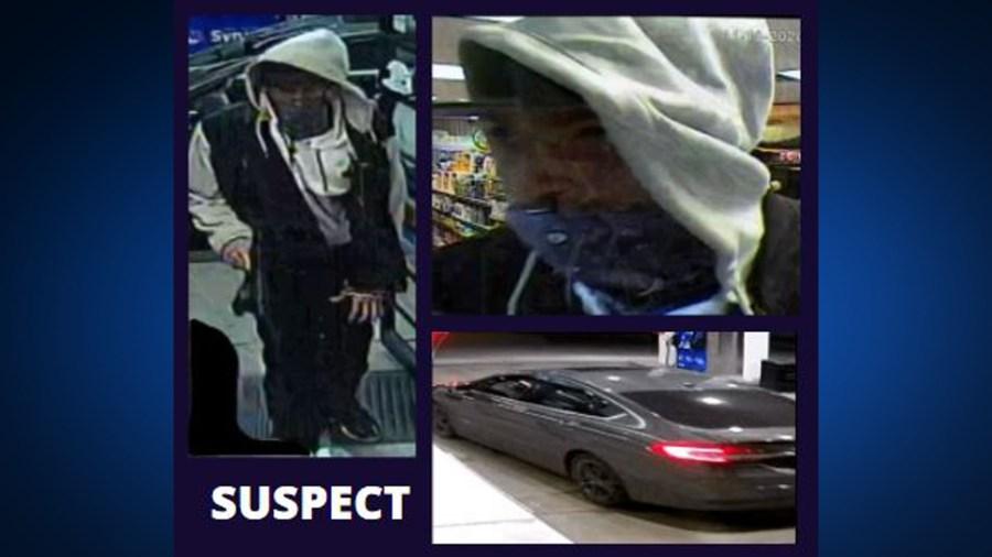 Suspect accused in Valero robbery (APD Photo)