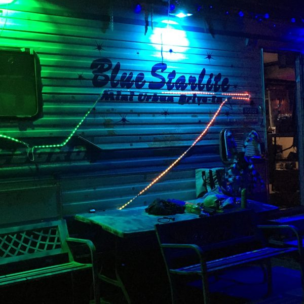 Blue Starlite Mini Urban Drive in 11-24-2020