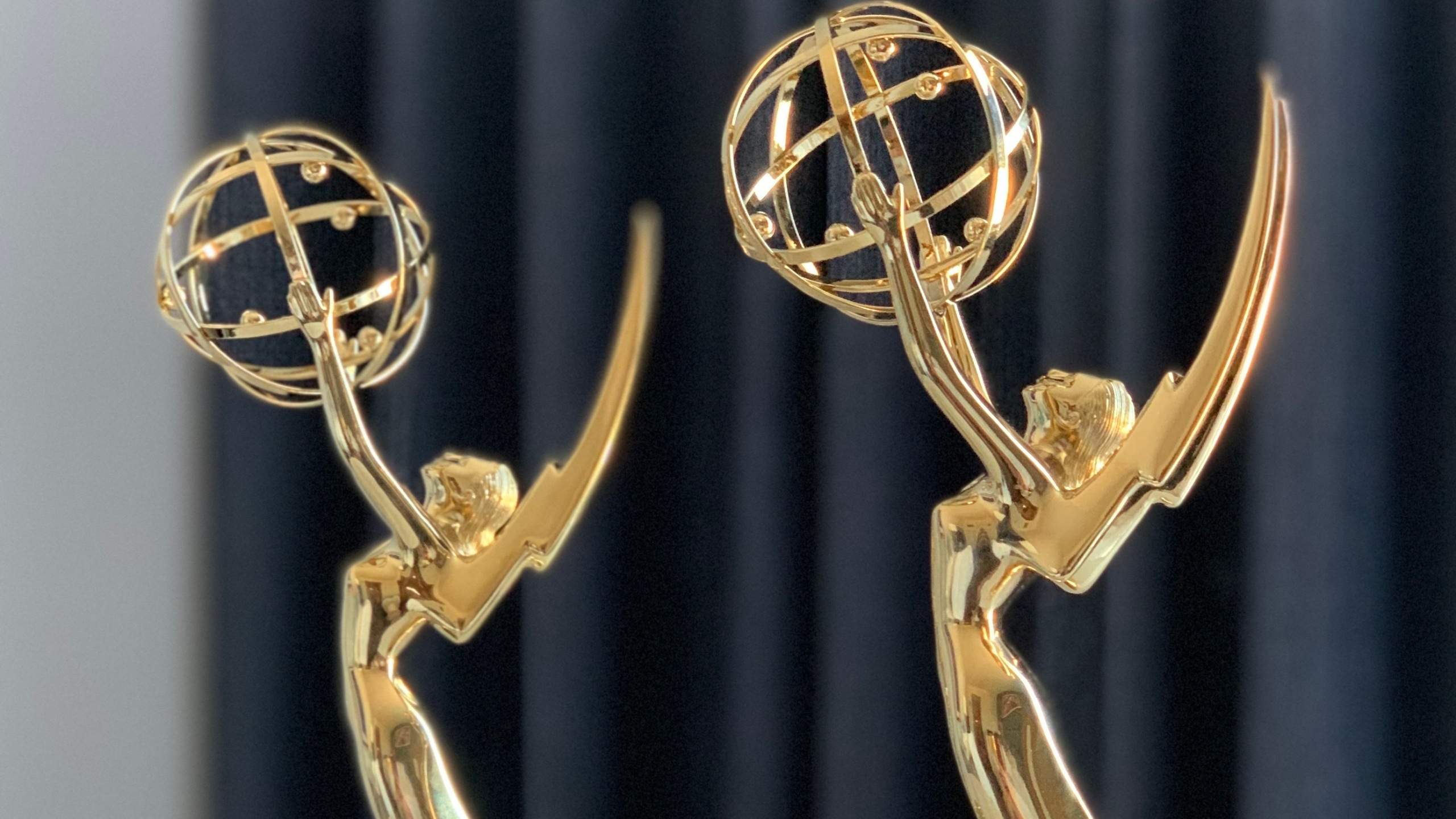 Lone Star Emmy Award (KXAN Photo)