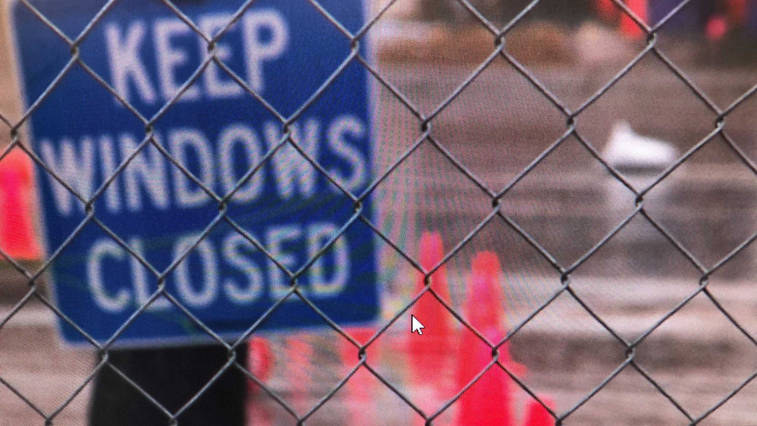 St. Johns COVID-19 test site closed Dec. 31 due to rainy weather (KXAN/Julie Karam)