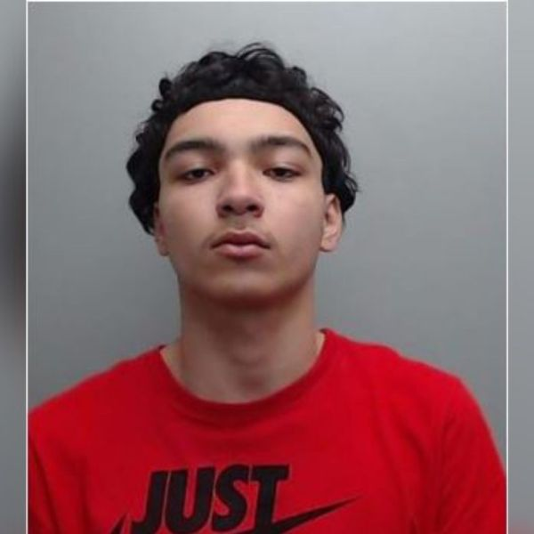 Dominic Limas, 17 (Hays County Sheriff's Office Photo)