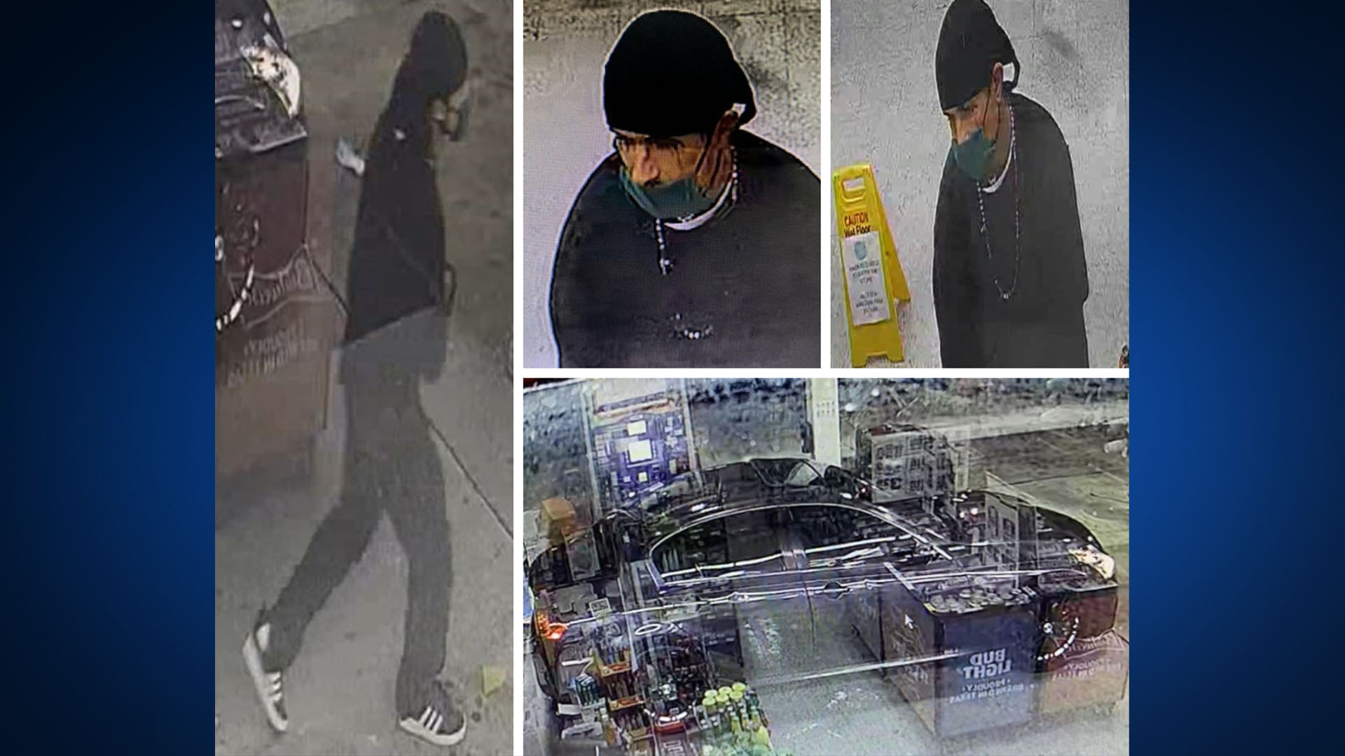 Suspect accused in Dec. 7 Exxon robbery (APD Photo)