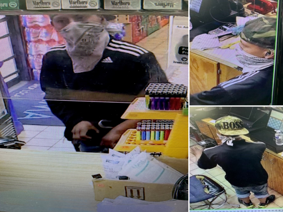 Jan. 16 Texaco robbery suspect (APD Photo)