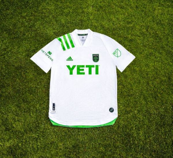 Austin FC legends jersey