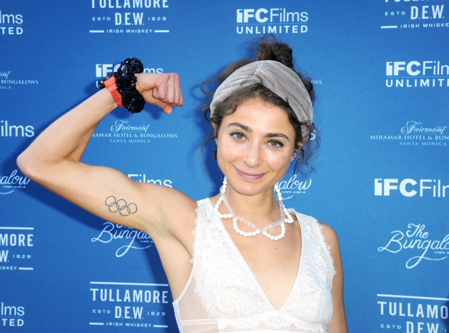 Alexi Pappas attends the IFC Films Spirit Awards Party on February 08, 2020 in Santa Monica, California. (Photo by Joshua Blanchard/Getty Images for IFC Films)