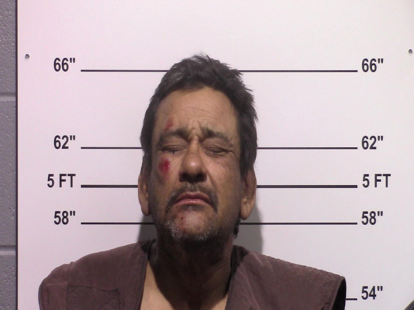 Robert Gonzales, 55 (Fredericksburg Police Photo)