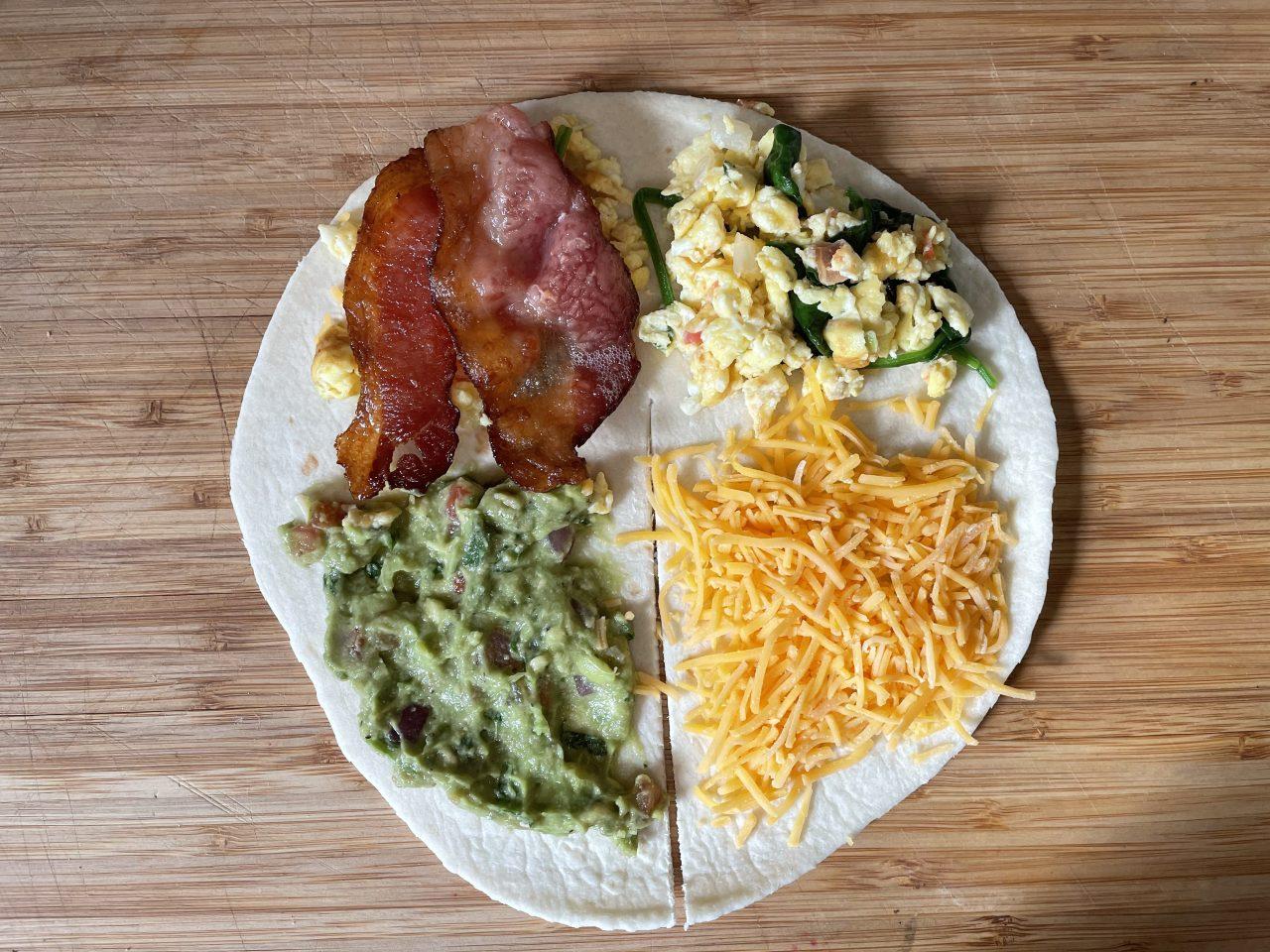 This Wrap Hack from Tik Tok Makes a Delicious Lunch ...  |Tiktok Wraps