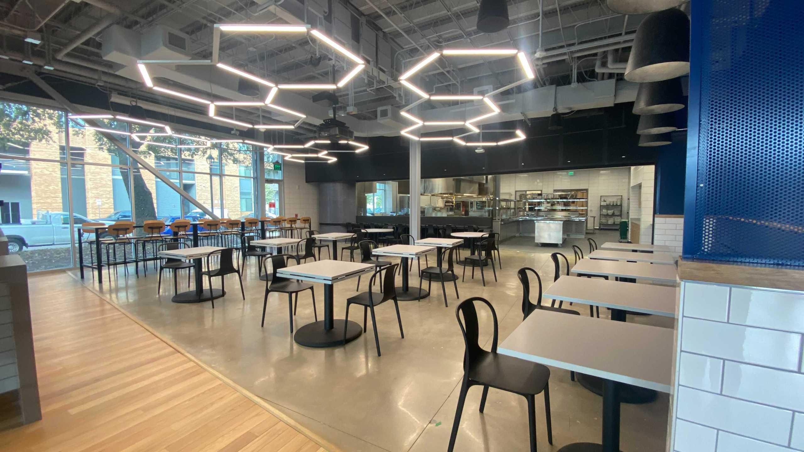 Austin Community College's new Highland campus (KXAN/Todd Bynum)
