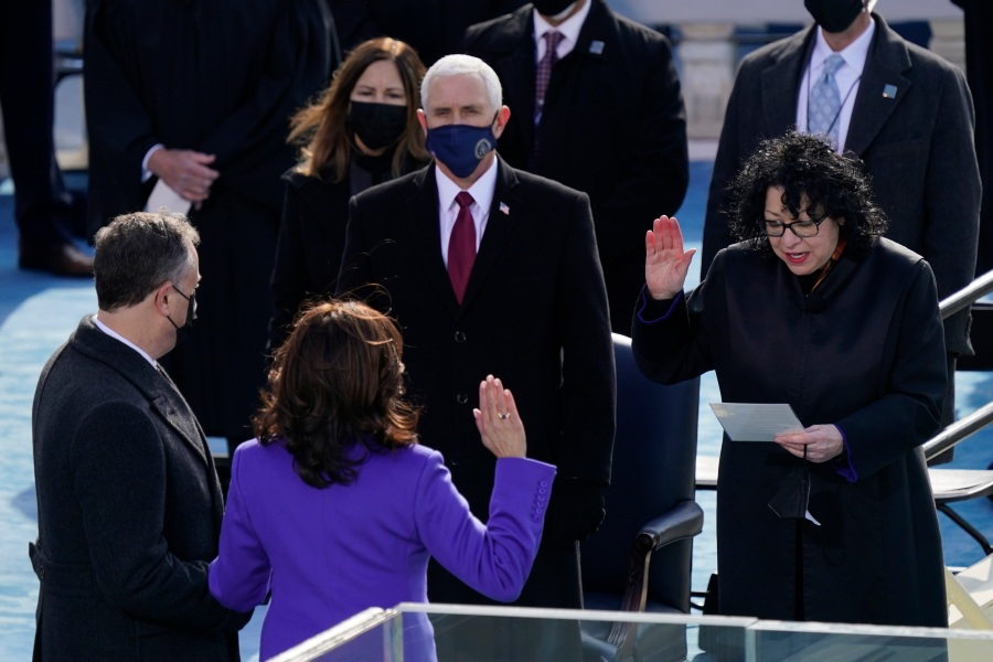 Inauguration Day proceedings as Joe Biden, Kamala Harris take office | KXAN  Austin