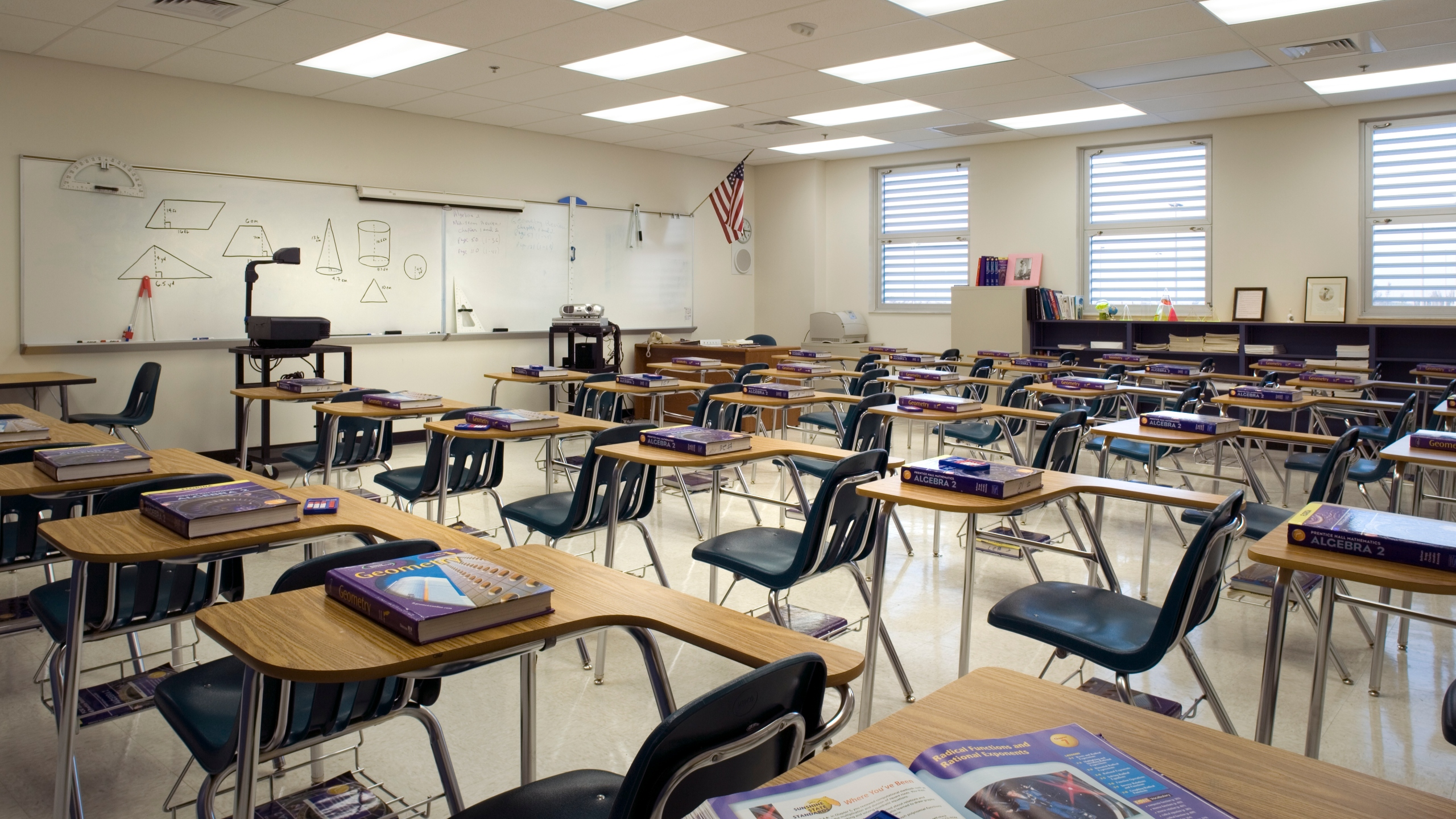 A classroom (Getty Images)