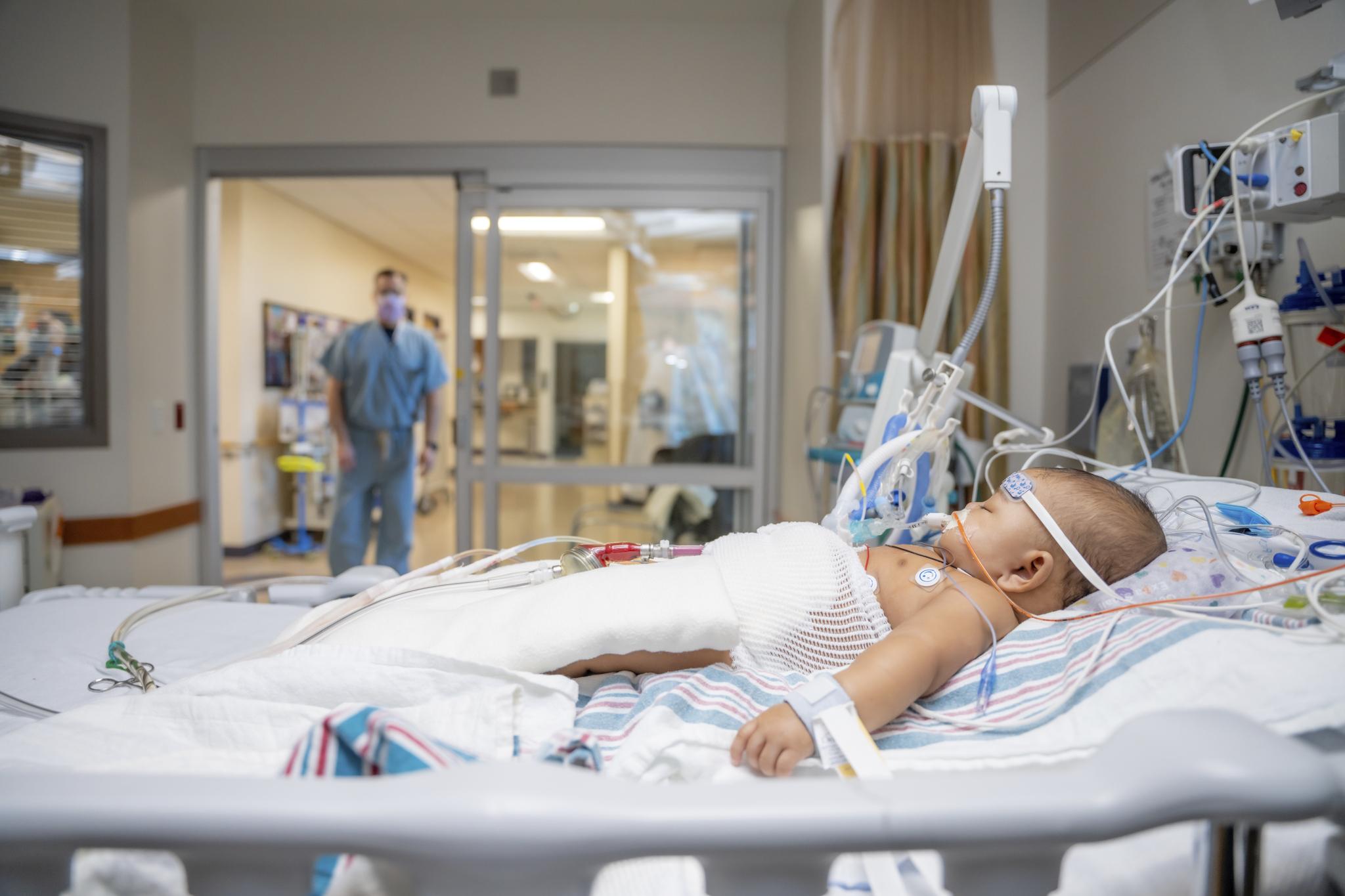 Zaria Grace Jackson (Photo: Dell Children's Medical Center)