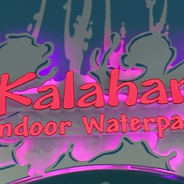Kalahari Resort in Round Rock (KXAN Photo)