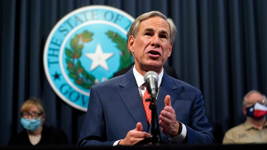 "Texas Gov. Abbott Launches ""Operation Lone Star"" to Combat Smuggling at Border"