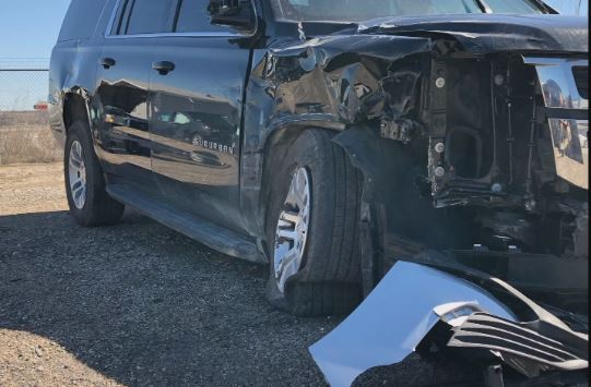 Auto body shops and towing companies have been extra busy after winter weather