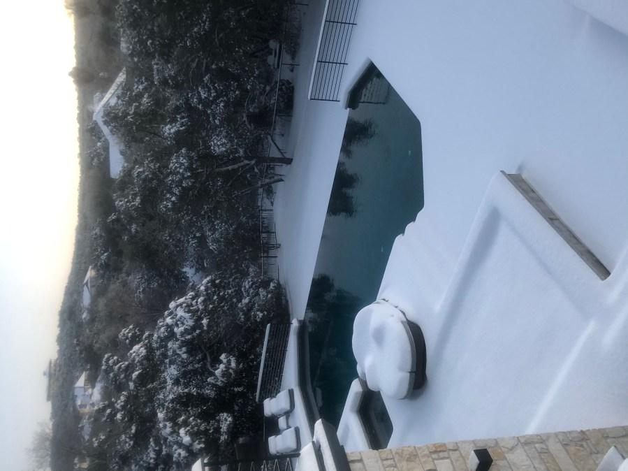 Backyard pool off City Park Road Courtesy Stephanie Landers