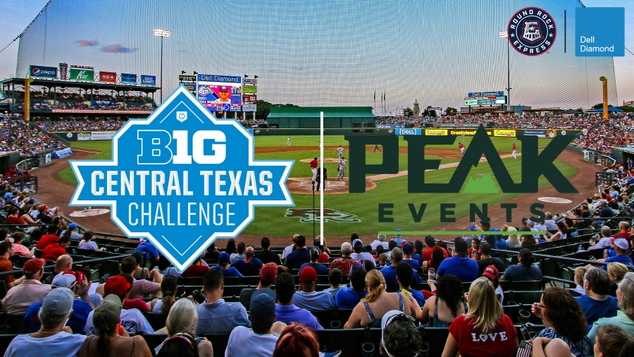 No fans allowed at Big Ten Central Texas Challenge at Dell Diamond in Round Rock