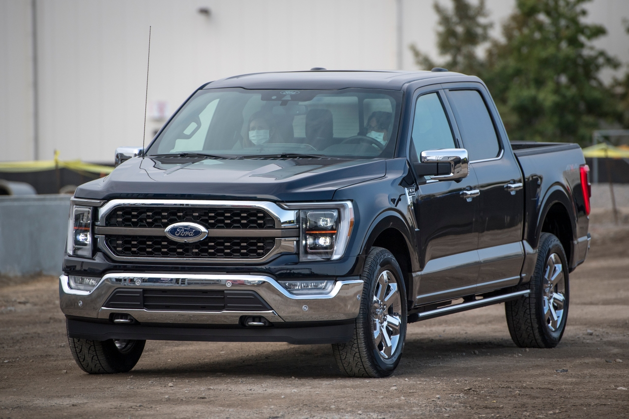 Ford asks Texas dealers to loan F-150s with onboard generators to help power homes, businesses - KXAN.com