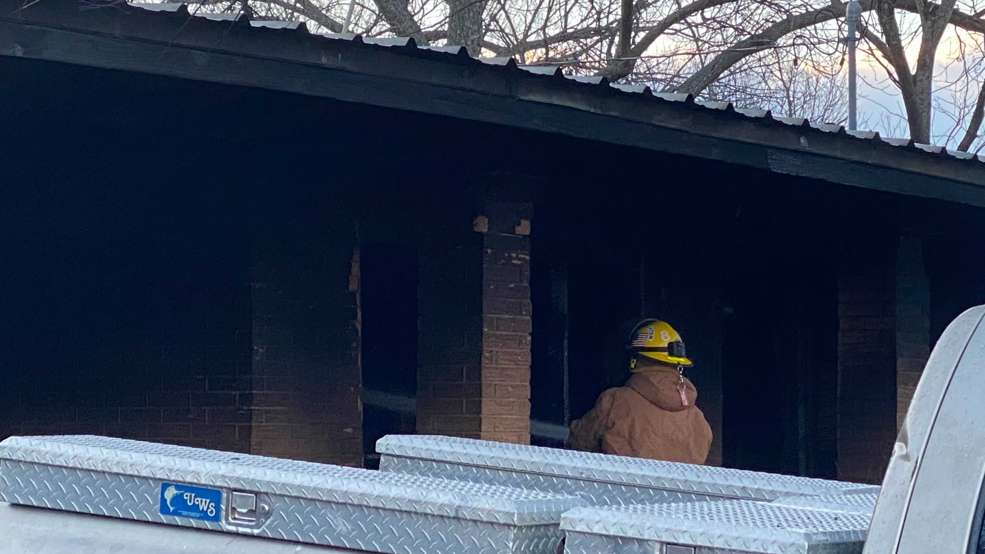 Ranck Avenue, Mason House Fire