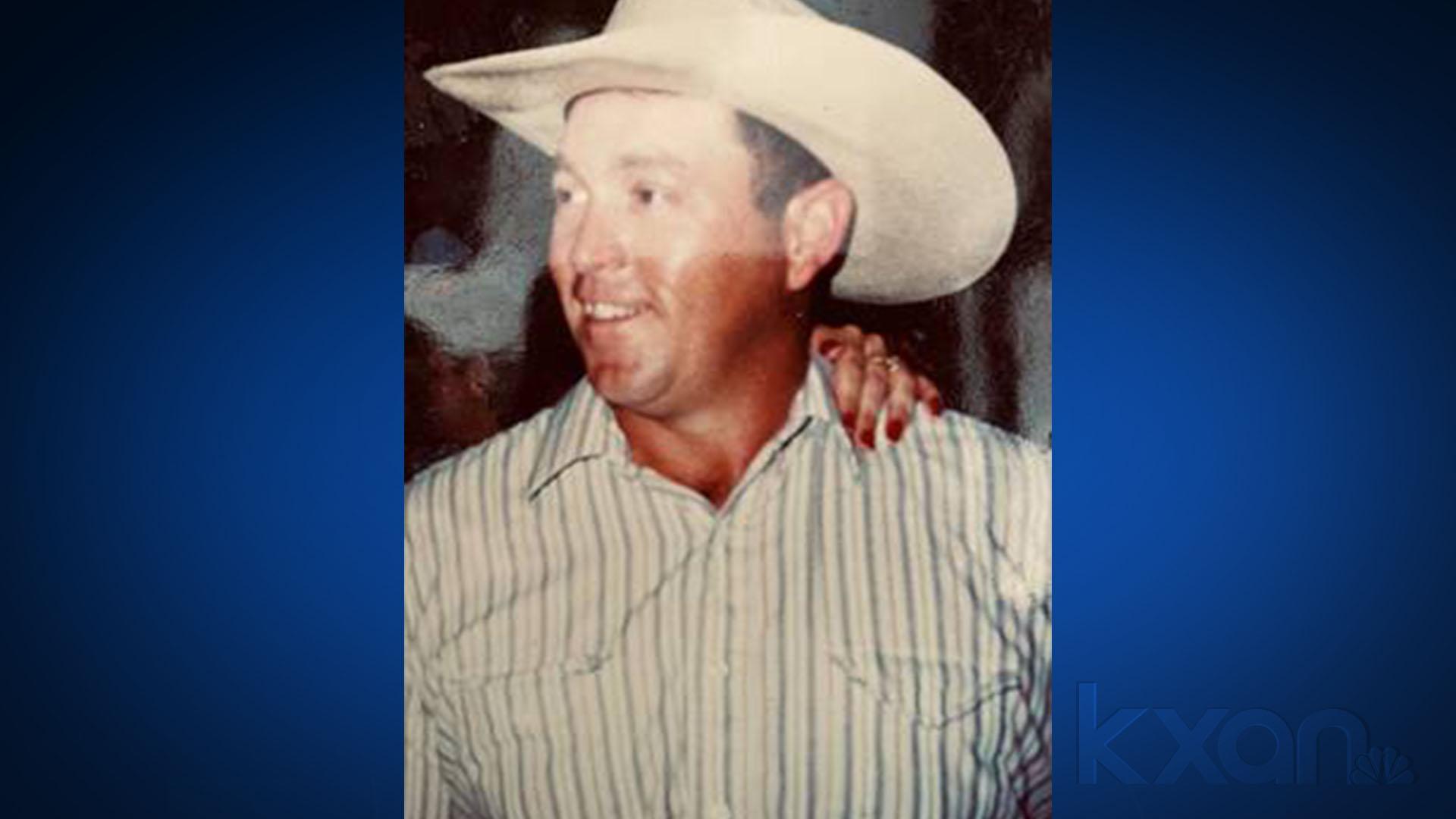 "James Charles ""Jimmy"" Schuessler (Texas Rangers Photo)"