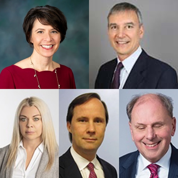 The Electric Reliability Council of Texas (ERCOT) board has 15 active members, according to the organization's website. Of those 15, the board chair, vice chair and three others do not live in Texas. Pictured top left is ERCOT Chairwoman Sally Talberg, top right is Vice Chairman Peter Cramton, Vanessa Anesetti-Parra is lower left, and from lower middle to right is Terry Bulger and Raymond Hepper. (Photo Credits: ERCOT)