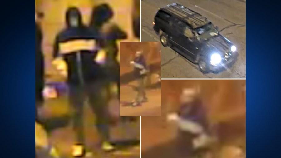 trinity street assault